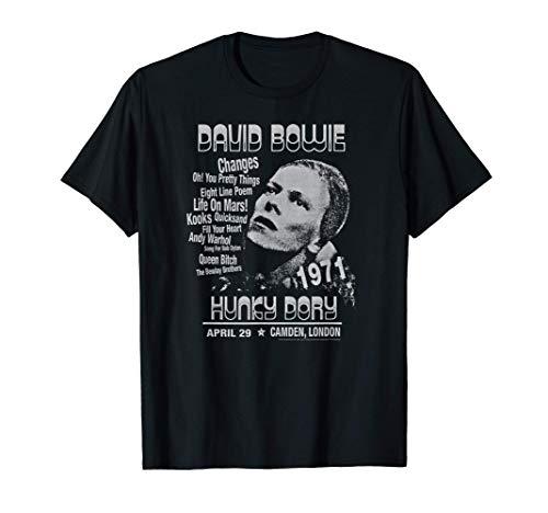 David Bowie - Hunky Dory Camiseta