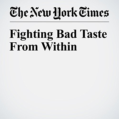 Fighting Bad Taste From Within cover art