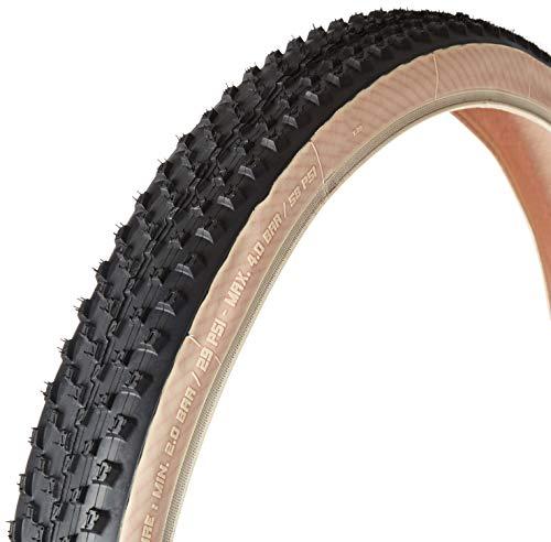 Vittoria TLR 29X2.25 Cara/NEG G2.0 Cubiertas Ciclismo Unisex Adulto, Caramelo Negro, 29'