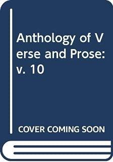 LAMDA Anthology of Verse and Prose: Vol.10 (v. 10)