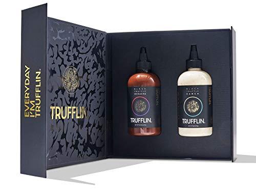 TRUFFLIN Sriracha & Ranch VIP Set-Gourmet Hot Sauce