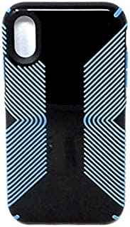 Speck Presidio Glossy Grip Case for Apple iPhone XR 120250-7717 Neptune Blue