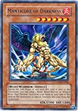 Yu-Gi-Oh! - Manticore of Darkness (CP03-EN008) - Champion Pack Game 3 - Promo Edition - Rare