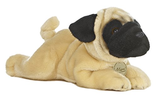 "Aurora World Miyoni - 11"" Pug, Multi (10823)"