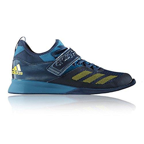 Adidas Crazy Power Scarpe de Sollevamento pesi per Uomo Blu, 43 1/3 EU