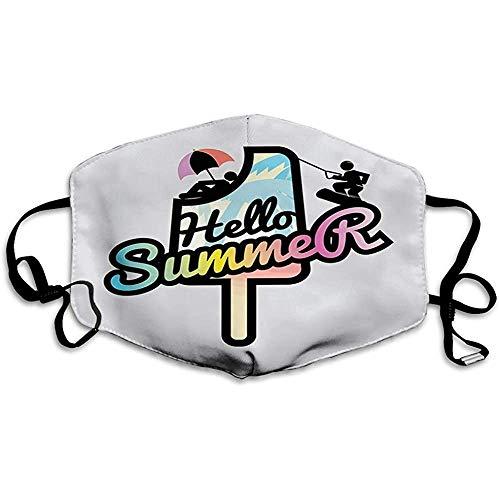 Hola, Hola Frase de verano en...