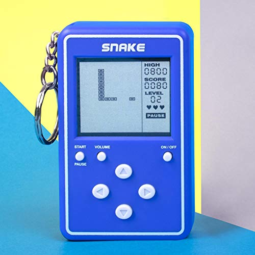 Official Snake Game Keyring with LCD screen