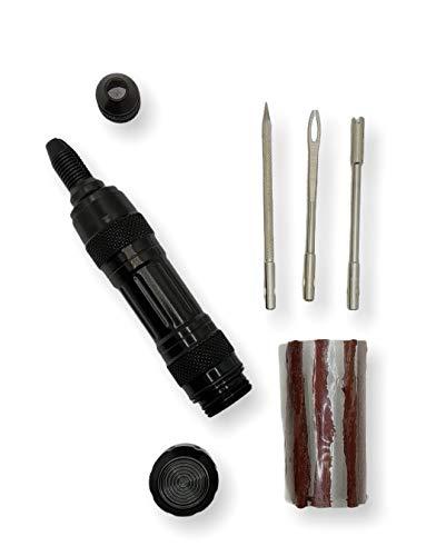 N/A. Kit de Herramientas tubeless. Set tubeless.Kit de Herramientas de reparación de neumáticos tubeless para Bicicleta. Compacto Kit de reparación tubeless de Aluminio. 3 Herramientas en 1.