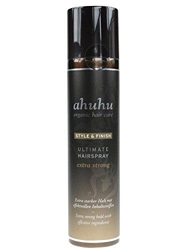 ahuhu Style & Finish Ultimate Hairspray Extra Strong 300ml (ohne Silikone)