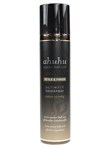 ahuhu Style & Finish Ultimate Hairspray Extra Strong 300ml (ohne Silikone)