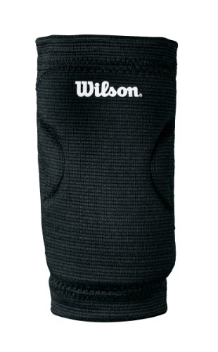 Wilson Junior Profile Knee Pad, Black