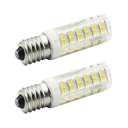 E14 LED Bulbs Non-Dimmable 5W 76Led 2835 220v (Warm White)