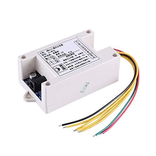 DONGKER WiFi Relay Controller Module, DC 12V 4CH WiFi Inching...
