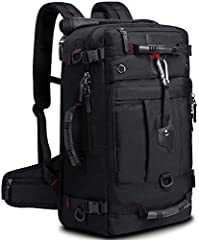 Durable anti-theft travel bag: This backpack is Made with high quality terylene oxford fabric. It's a very durable backpack,Anti Theft, Water Resistant, Scratch Resistant, Professional design, strap with high density soft decompression foam for your ...