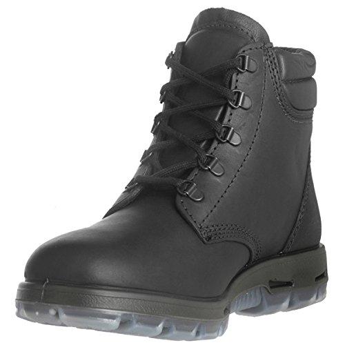 RedbacK Boots USABK Outback Lace Up Steel Toe - Black Leather (9 UK (10 US))
