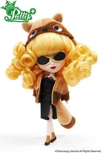 Little Pullip Fashion Dolls Madame Raccoon 12 cm