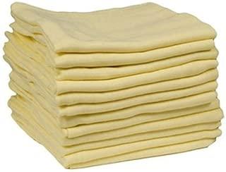 Dudu N Girlie 100/% algod/ón, 72 x 72 cm, 6 unidades Cuadrados de muselina para beb/é color rosa
