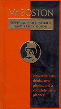 Paperback Mr. Boston : Official Bartender's and Party Guide Book