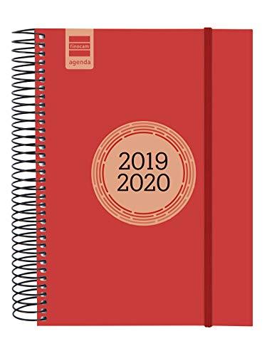 Finocam - Agenda 2019-2020 1 día página español Espir...