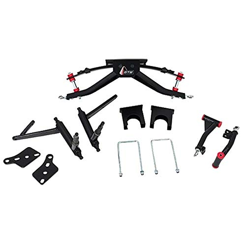 Club Car DS 6' Double A-Arm Golf Cart Lift Kit Fits Most 1982-2003.5