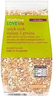 Best waitrose love life italian 5 grains Reviews