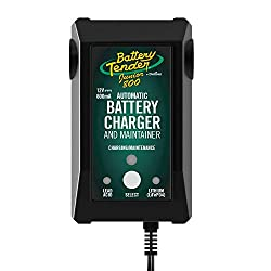 small Battery Tender Junior Charger and Maintenance: 12V, 800mA Charger for Lead Acid Batteries …