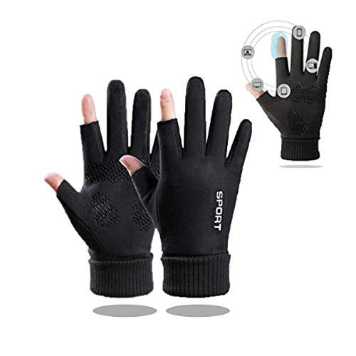 Guantes de bicicleta HITNEXT, guantes de pantalla táctil de motocicleta de bicicleta...