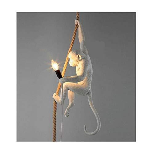 LIUTIAN Estilo Retro de la Resina de la lámpara de la lámpara del Mono-Industrial, al Aire Libre Salón Comedor Dormitorio Sala de 35x70cm de la lámpara lámpara de Mesa lámpara de Pared