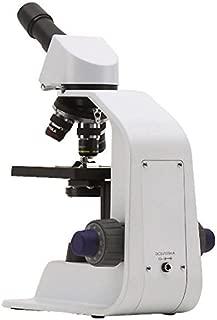 Optika 10/MB20/Microscopio biol/ógico monocolare 400/x