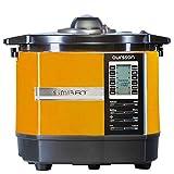 Oursson Multicuiseur à haute pression, 45 programmes automatiques, Récipient de...