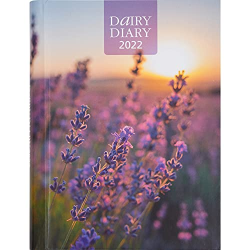 Dairy Diary 2022: Loved by 25 million since its launch, this anniversary edition is the best yet! Beautiful A5 week-to-view diary with 52 delicious triple-tested weekly recipes and much more.