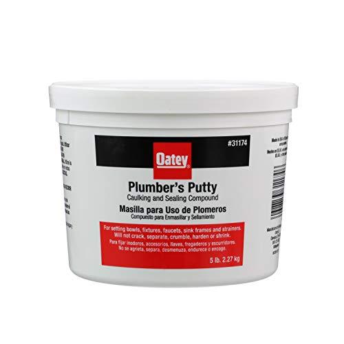 Oatey Oatey-31174 31174 Plumber's Putty, Small