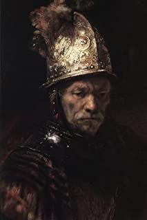 Rembrandt van Rijn's 'The Man with the Golden Helmet' Art of Life Journal (Lined