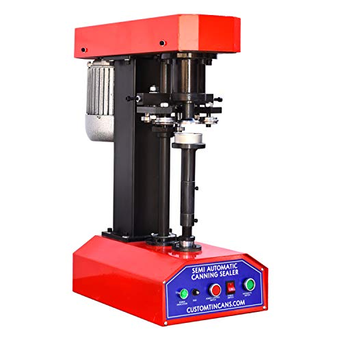 Purchase Tin Can Sealer Electric Sealing Cans Machine 110v 60hz (Sealing Machine)