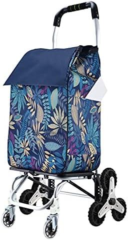 6 wheel shopping cart