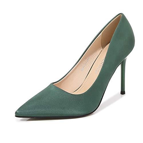 Zapatos de tacón Alto para Mujer, Tacones Finos, Primavera otoño, Puntiagudos, Tacones...