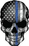 OTA STICKER Skull Skeleton Devil Ghost Monster Zombie American Flag Subdued Thin Blue LINE Military Soldier Ranger Halloween Rock Metal Heavy Decal Laptop Water Bottle Motorcycle Helmet Luggage Gift