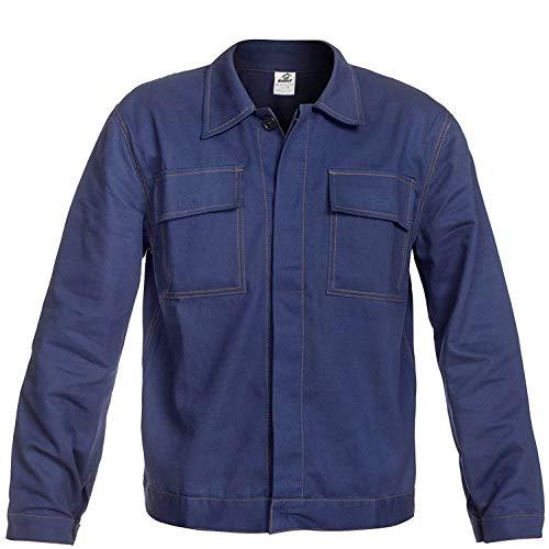 BWOLF Anax - Giacca da lavoro da uomo in cotone, colore: blu Blu L
