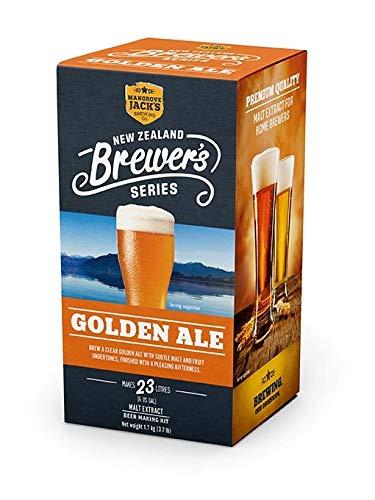 Mangrove Jack´s Malzextrakt für 23L Golden Ale der New Zealand Brewer´s Serie