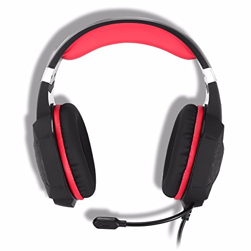 KOTION Each G1000 Professional 3.5mm PC Gaming Bass Stereo Headset Headphones