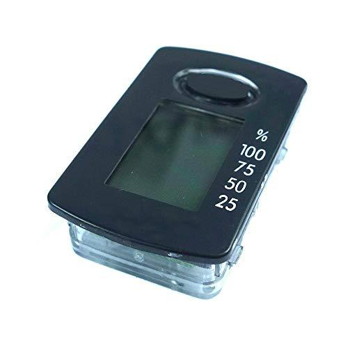 Electronic Memo calibre indicador de cambio de filtro de rep