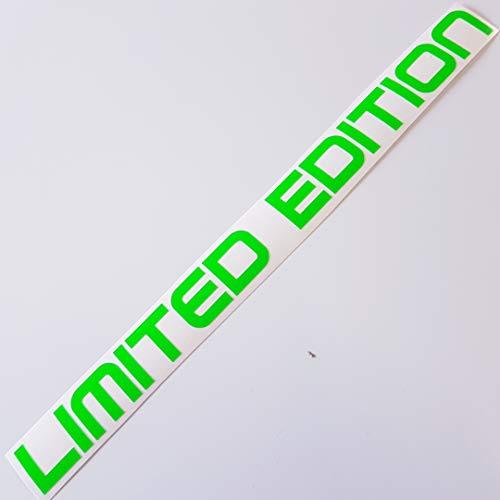 folien-zentrum Limited Edition Shocker Hand neon Auto Aufkleber JDM Tuning OEM Dub Decal Stickerbomb Bombing Fun w 250 (Neon Grün)
