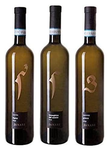 Selezione 3 Vini Campani Bianchi - La Guardiense