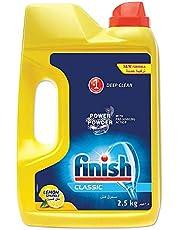 Finish Dishwasher Detergent Lemon PowerPowder - 2.5kg