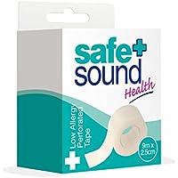 Safe & sound - Esparadrapo hipoalergénico