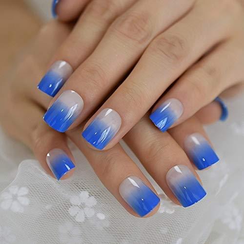 DKHF Valse nagels Nail Art Salon Ovaal Acrylnagel Lengte Grace Ovaal Nepnagels