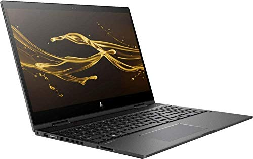 HP Envy X360 15.6' FHD IPS Touchscreen Flagship 2-in-1 Laptop, AMD Quad-Core Ryzen 5 2500U(i7-7500U), 8GB DDR4, 512GB PCle SSD, AMD Radeon Vega 8, 802.11ac, Backlit KB, Win 10 + CUE Accessories