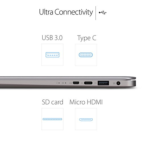 Compare ASUS ZenBook (UX330UA-AH55-cr) vs other laptops
