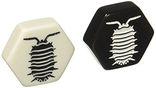Hive: Pillbug Carbon Expansion Board Game by Flat River Group - Dropship