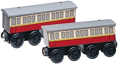 Learning Curve Thomas and Friends Wooden Railway - Express Coaches